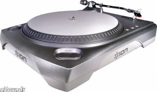 Ion Audio iTTUSB Turntable with USB and Software