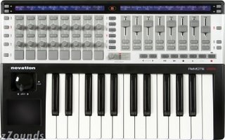 Novation Remote 25SL 25-Key USB Controller Keyboard with AutoMap