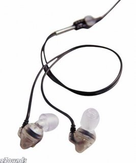 Shure E2 Mini Stereo Earphones