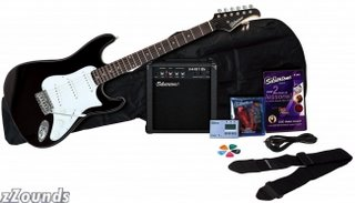 Revolver Electric Guitar and Amplifier Package
