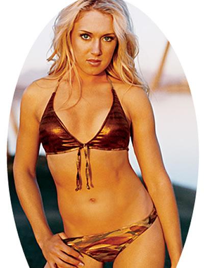 American Golfer & LPGA Sex Symbol Natalie Gulbis.