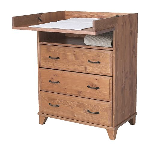 Our Baby Bean Registry Ikea Diktad Changing Table Chest