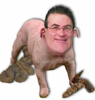 Tony McNulty diseased dog