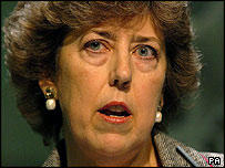 MI5 ok torture, MI5 run by hideous crone who says give up civil liberties to fight Blair's war