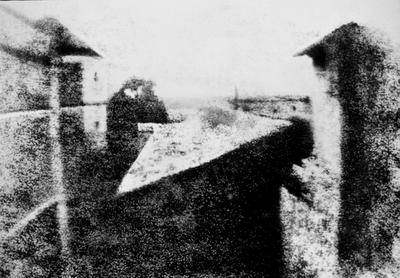 Resultado de imagen de primera fotografia de la historia