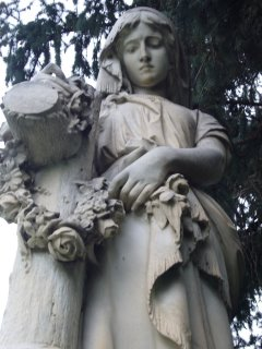 Fairmount Cemetery - August Angel