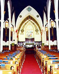 St James', Ingersoll, Ontario