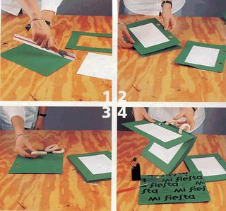 Aprendamos a reciclar crear album de fotos - Como hacer un album de fotos a mano para ninos ...