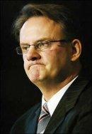Mark Latham, former Australian Labor Party leader