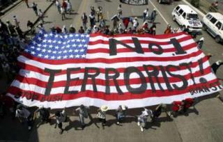 USA terrorist