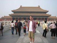 At Forbidden City