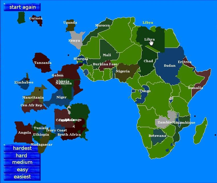 Bill kerr africa map game this was done as an eat your own dogfood experiment in collaboration on a wiki it took longer than expected but hey there are a lot of countries in gumiabroncs Gallery