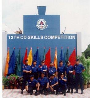 Pemadam Kebakaran DKI  Berjaya di Kompetisi Internasional