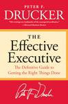 cover of Effective Executive