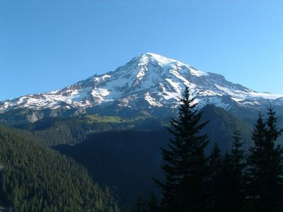 photo of Mount Rainier