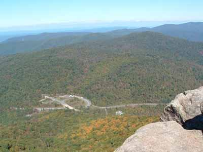 photo of vista in Shenandoah National Park