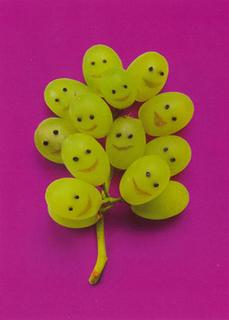 Smily Grapes