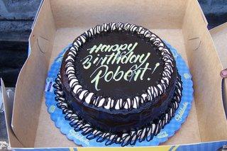 Birthday Cakes Macarthur ~ The ransom note robert s birthday
