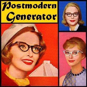 postmodernist generator