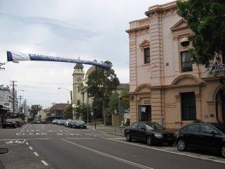 Balmain Road