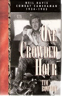 One Crowded Hour bookcover; Cornstalk Publishing
