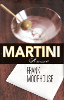 Martini bookcover; Knopf