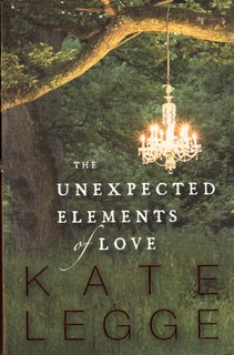 The Unexpected Elements of Love bookcover, Viking