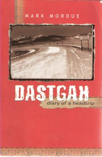 Dastgah bookcover; Allen & Unwin