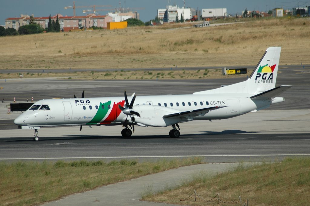 Airline PiDzhiEy Express (PGA Express) .2