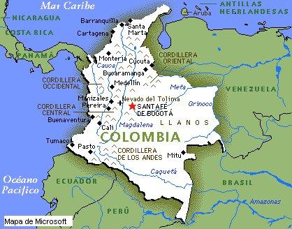 Resultado de imagen para colombia rio maria magdalena