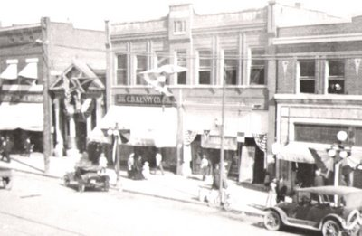 400 block, early 1900s