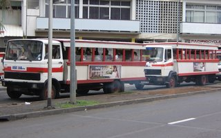 Le Truck, Tahitian public transport