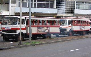 Le Truck, Tahitian public transport
