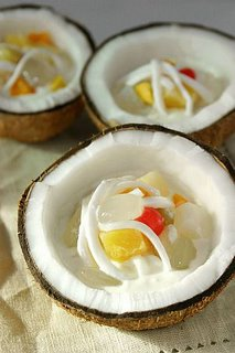 buko coconut salad