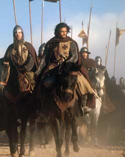 Kingdom of Heaven movie review