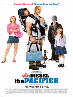 The Pacifier movie review