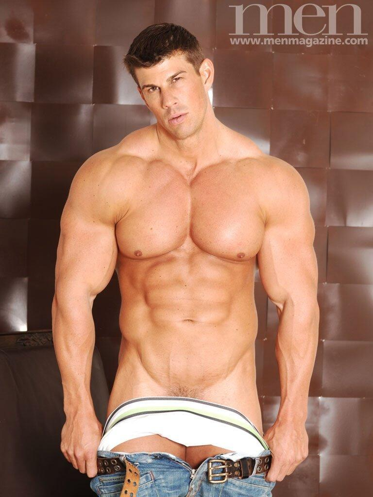 Zeb Atlas Sexy Muscle Tribute