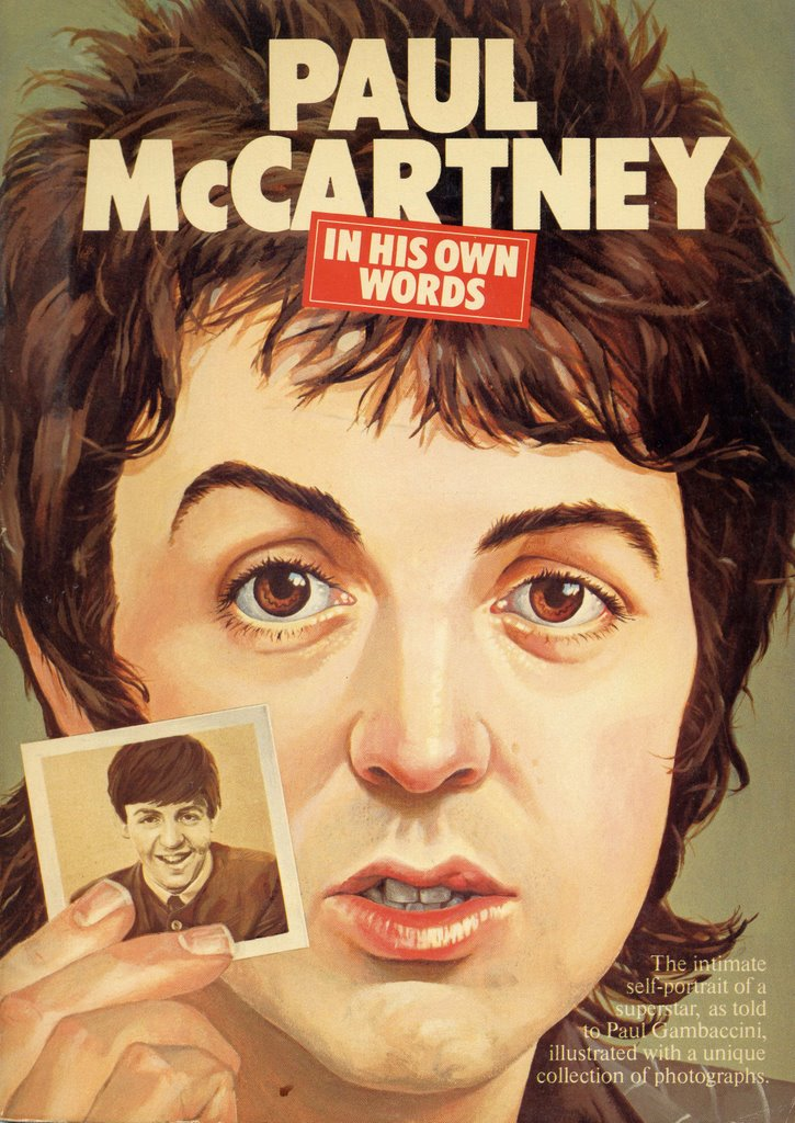 BOOKSTEVES LIBRARY Paul McCartney Books