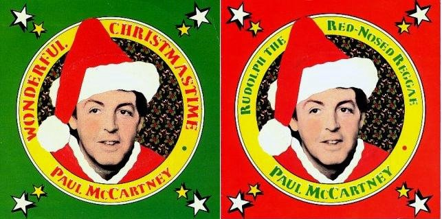 paul mccartney released wonderful christmastime in november of 1979 as a solo single in spite of the fact that linda denny laine steve holly and laurence - Wonderful Christmas Time
