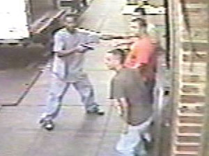Surveillance tape still from WUSA9