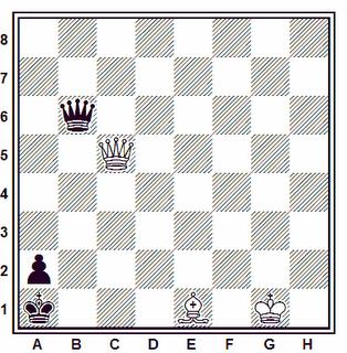 Problema número 131 en problemas de ajedrez