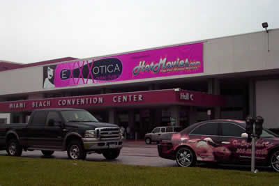 exxxotica miami beach
