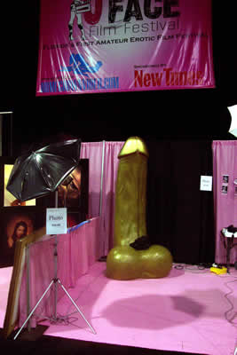 golden penis world erotic art museum