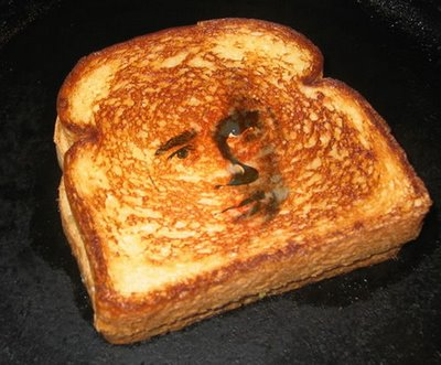 Colin Farrell grilled cheese apparition