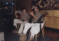 Lúcio Yanel e Yamandú Costa