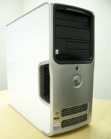 Dell Dimension 5150.  Note the air intake in from