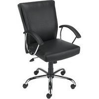 situations leather managers chair from staples