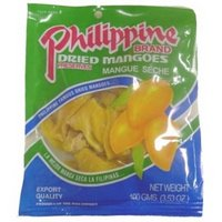 100g Philippine Brand Dried Mango package