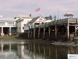 The Maine Stay Inn Bed And Breakfast In Kennebunkport Maine