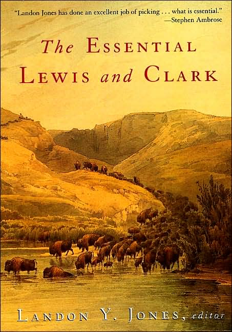 a report on lewis and clarks expedition through the new world